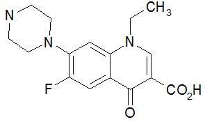 Норфлоксацин-Norfloxacin