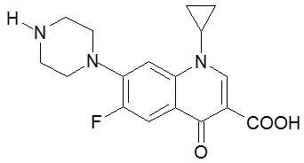 Ципрофлоксацин-Ципробай-Ciprofloxacin