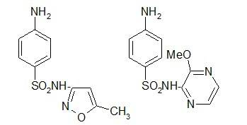 Сульметоксазол, Сульфален