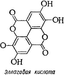 Эллаговая кислота