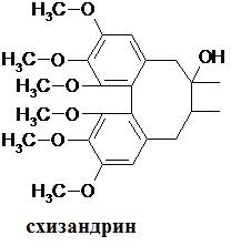 схизандрин