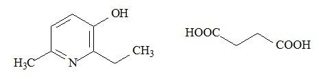 Этилметилгидроксипиридина cукцинат