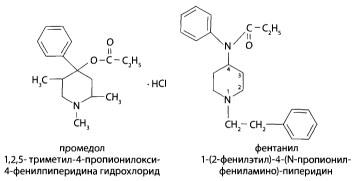 Промедол является опиоидным анальгетиком