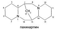Производные пиридина и пиперидина