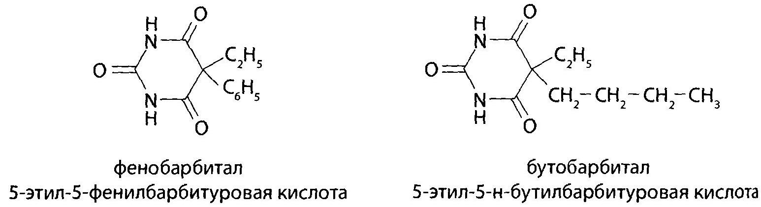 Производные пиримидин